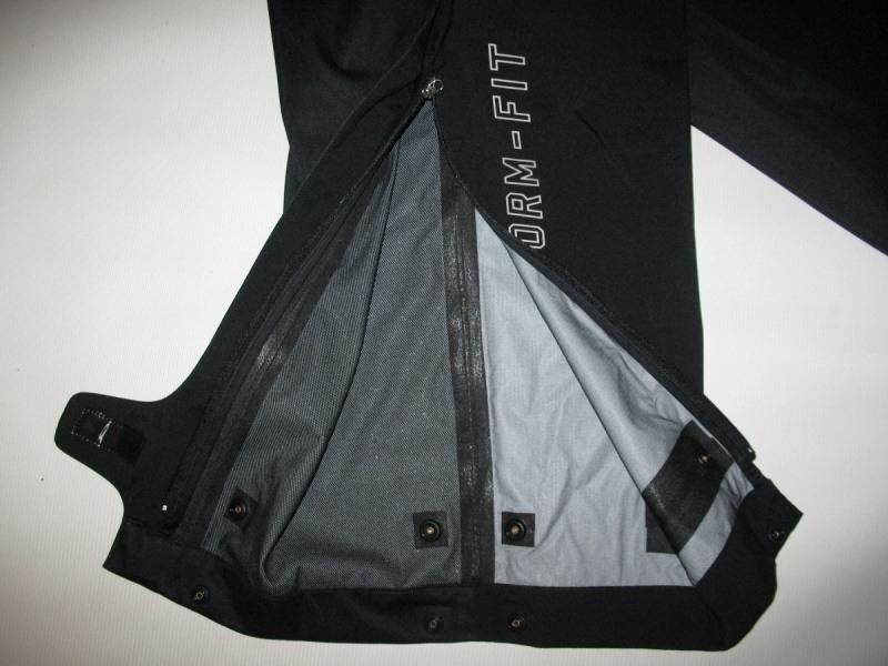 Штаны NIKE  storm-fit5  (размер L) - 13