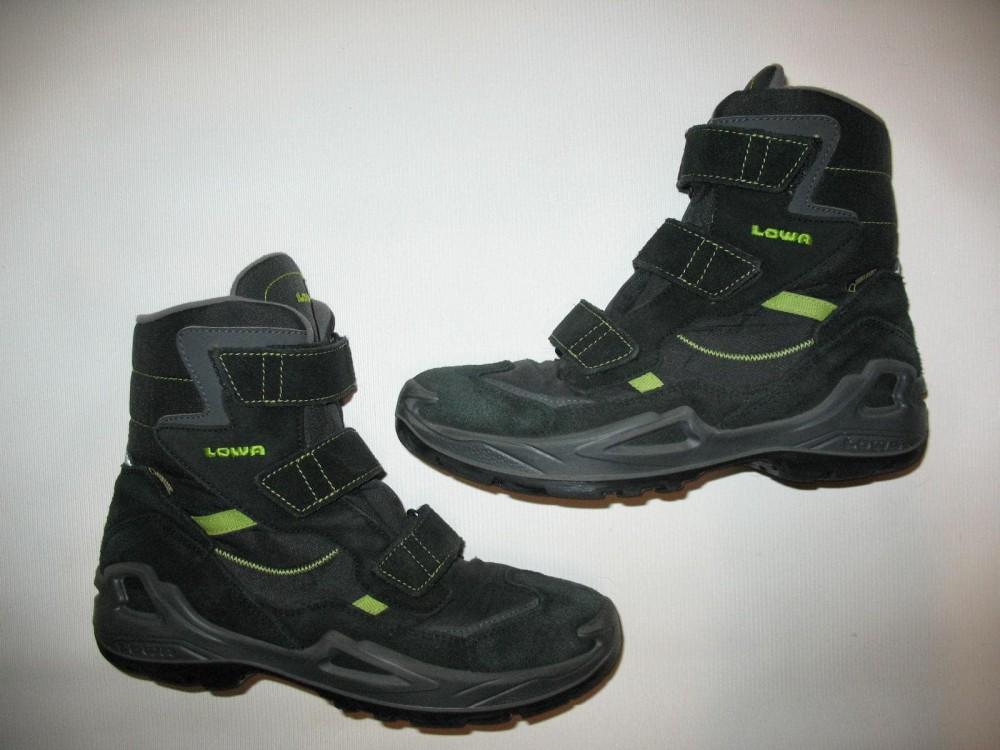 Ботинки LOWA marlon II gtx hi shoes lady (размер UK5,5;EU38,5(на стопу до 245mm)) - 2
