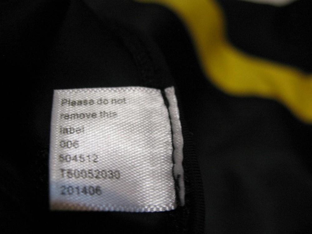 Футболка SKINS TRI400 compression ss jersey (размер M) - 5