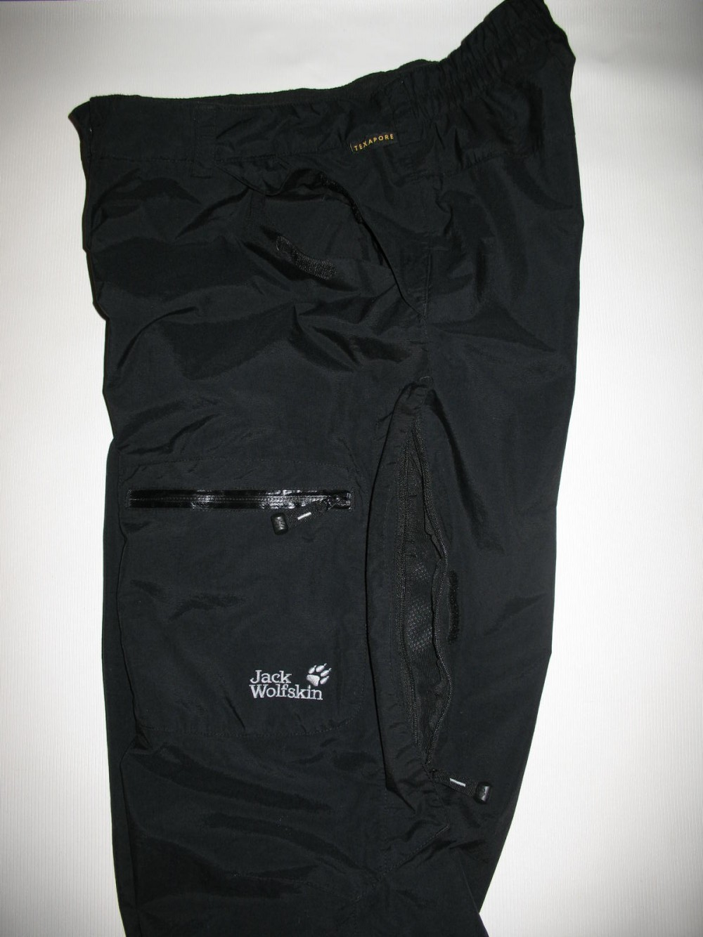 Штаны JACK WOLFSKIN texapore pants lady (размер L/M) - 4