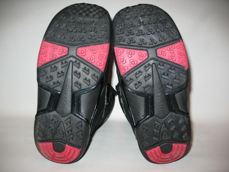 Ботинки SALOMON   optima lady  (размер US6, 5/UK5/EU38 (240 mm)) - 10