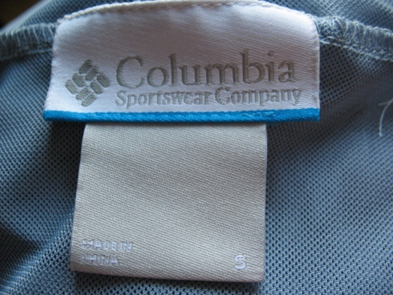 Кофта COLUMBIA insect blocker lady (размер S/M) - 8