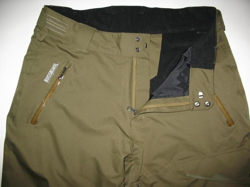 Штаны  ROSSIGNOL 20/20 snowboard/ski pants (размер XL) - 3