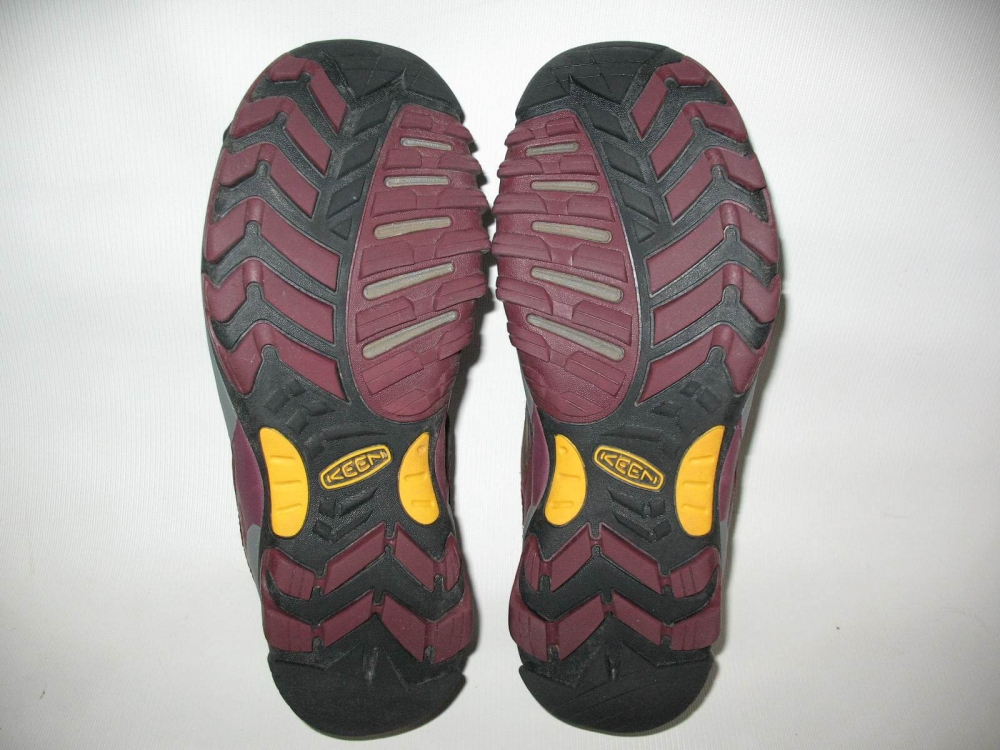 Кроссовки KEEN Marshall WP lady (размер UK6/US8,5/EU39(на стопу до 255mm)) - 6