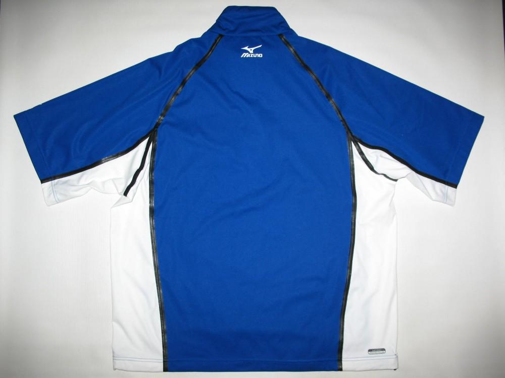 Куртка MIZUNO impermalite flex short sleeve rain jacket (размер XL/XXL) - 1