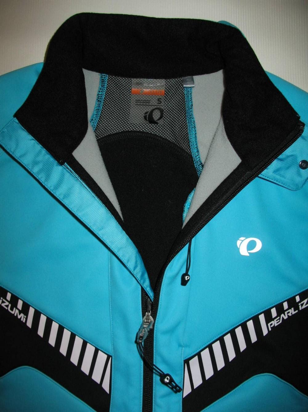 Велокуртка PEARL IZUMI elite softshell cycling jacket (размер S/M) - 6
