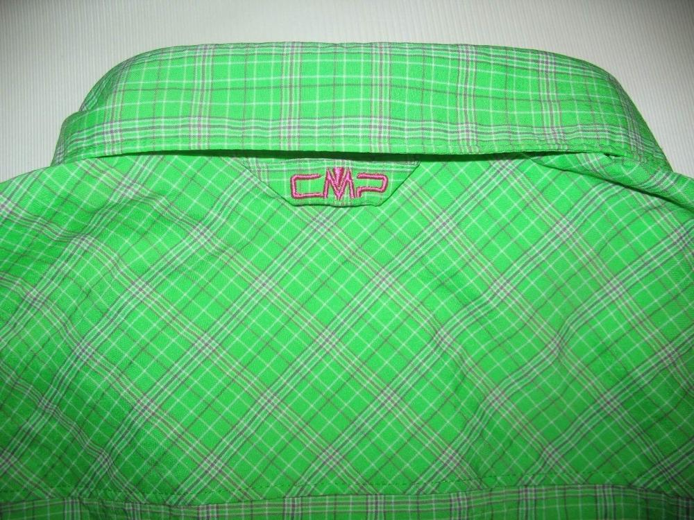 Рубашка CMP dry function long sleeve shirt lady (размер M) - 7