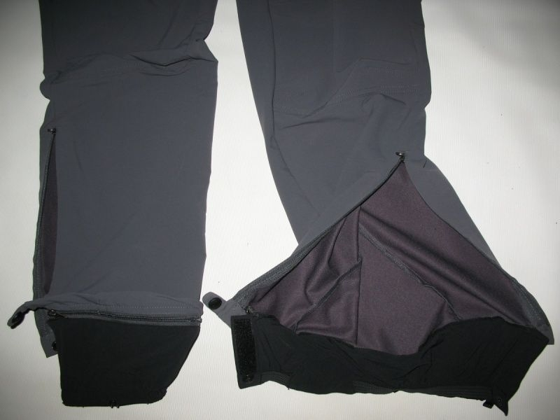 Штаны MOUNTAIN HARDWEAR Navigation softshell pants (размер M) - 11