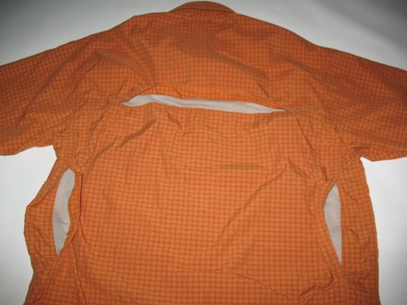 Рубашка COLUMBIA grt shirt (размер L(реально XL/XXL)) - 7