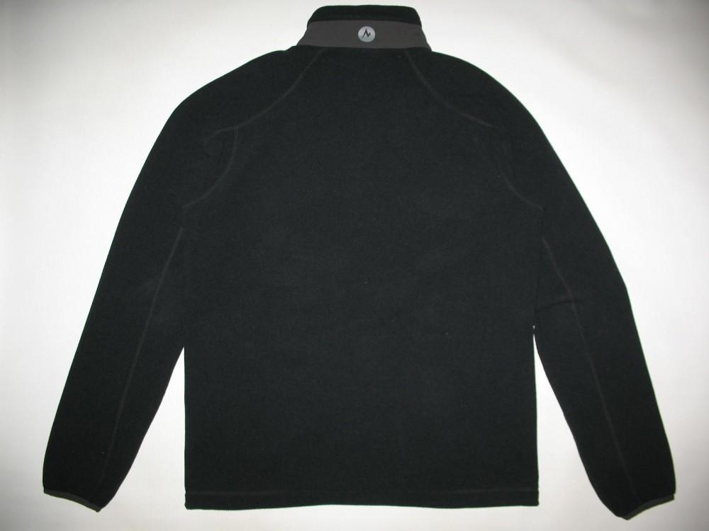 Куртка MARMOT alpinist tech fleece jacket (размер M) - 3