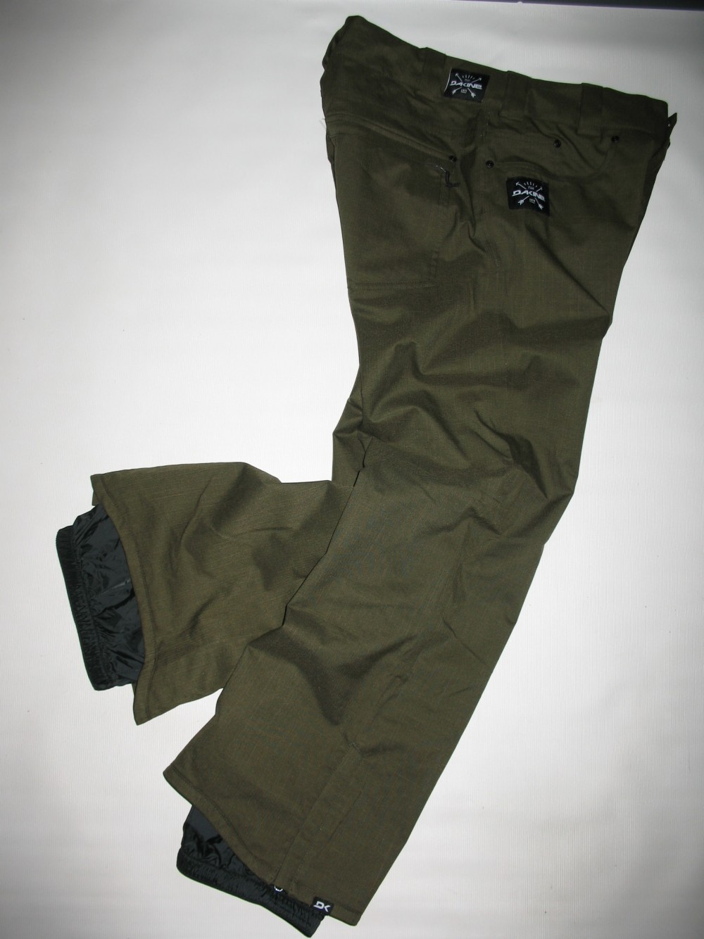 Штаны DAKINE Miner jungle ski/snowboard pants (размер L) - 3