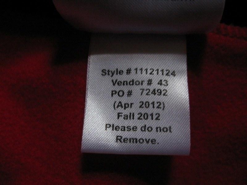 Кофта PEARL IZUMI Elite Thermal LS Jersey  (размер L) - 8