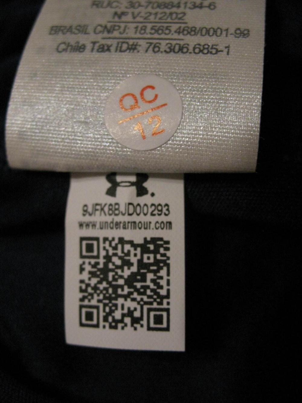 Футболка UNDER ARMOUR heatgear jersey (размер M/L) - 5