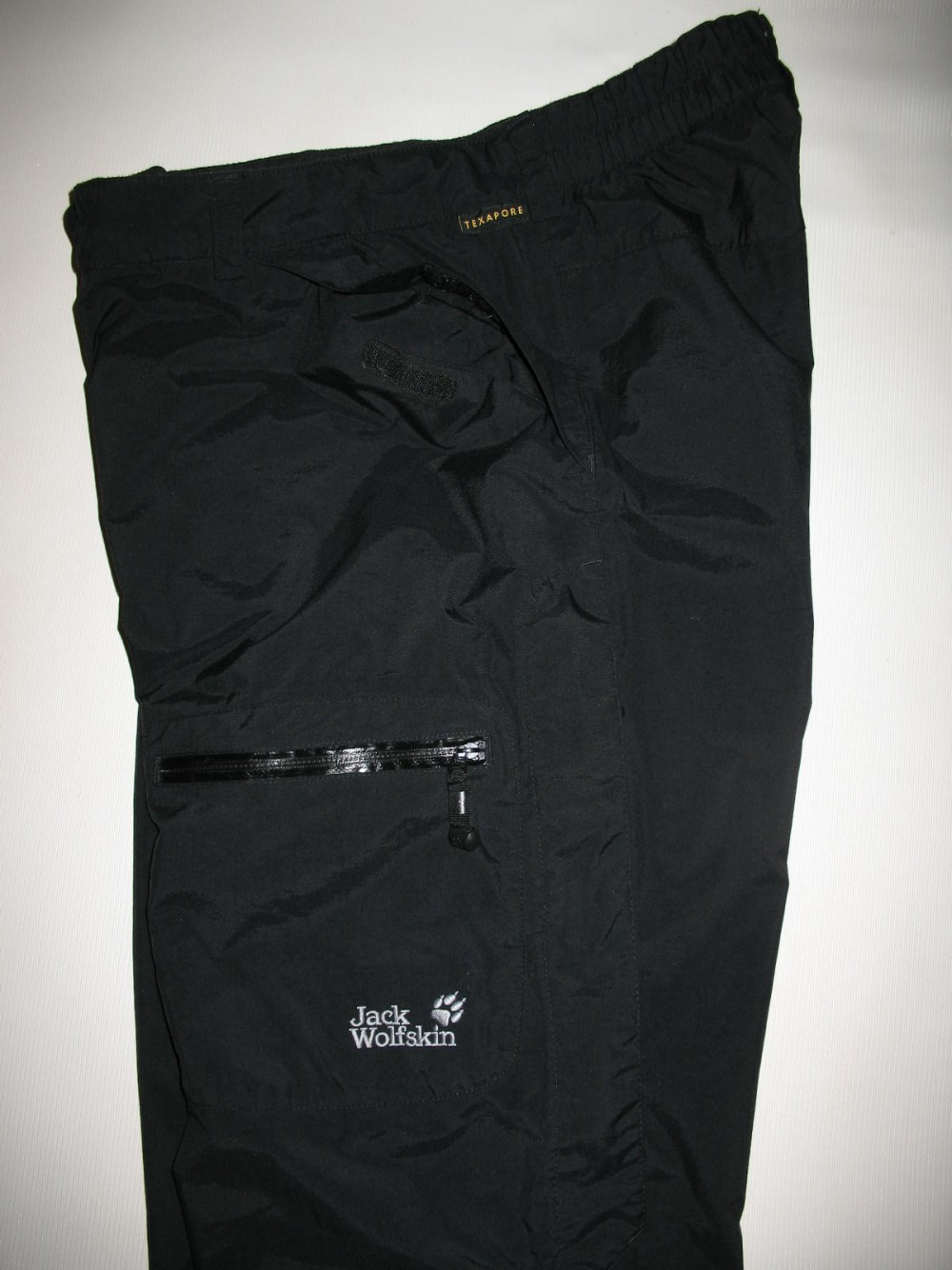 Штаны JACK WOLFSKIN texapore pants lady (размер L/M) - 3