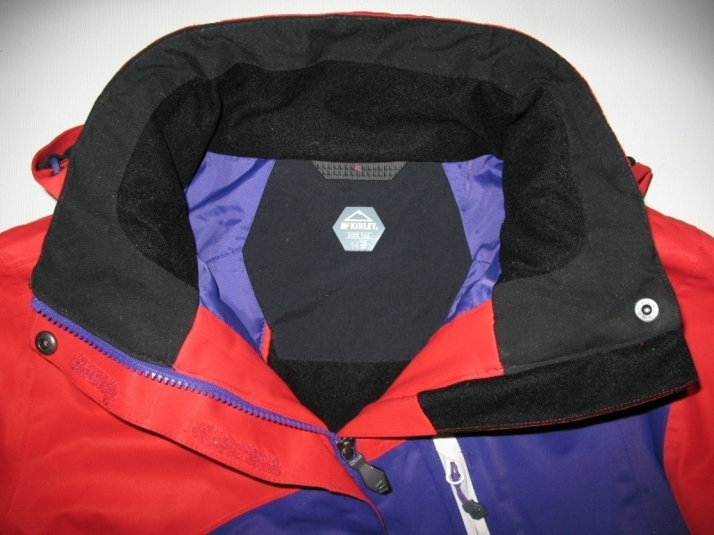 Куртка McKINLEY aquamax 5. 5 jacket lady   (размер рост 164-S/XS) - 4