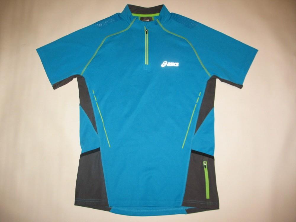 Футболка ASICS trail  jersey (размер S/M) - 1