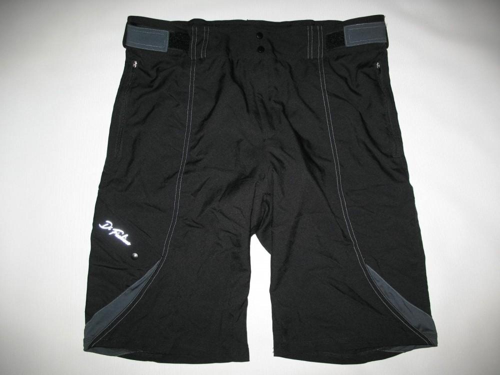 Велошорты DI FICCHIANO lecce MTB shorts (размер XXL) - 4