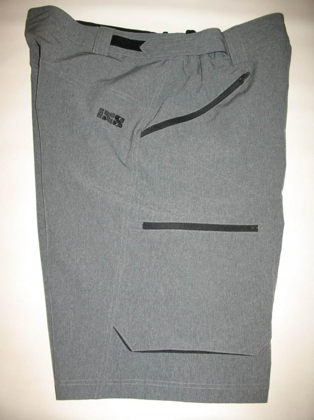 Велошорты IXS tema 6.1 trail shorts (размер L) - 5