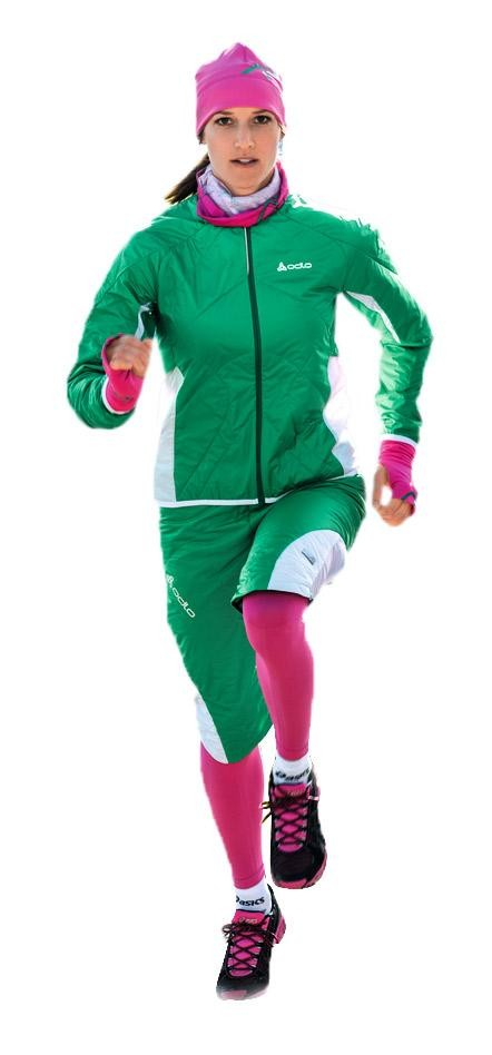 Шорты ODLO primaloft shorts lady (размер S/M) - 1