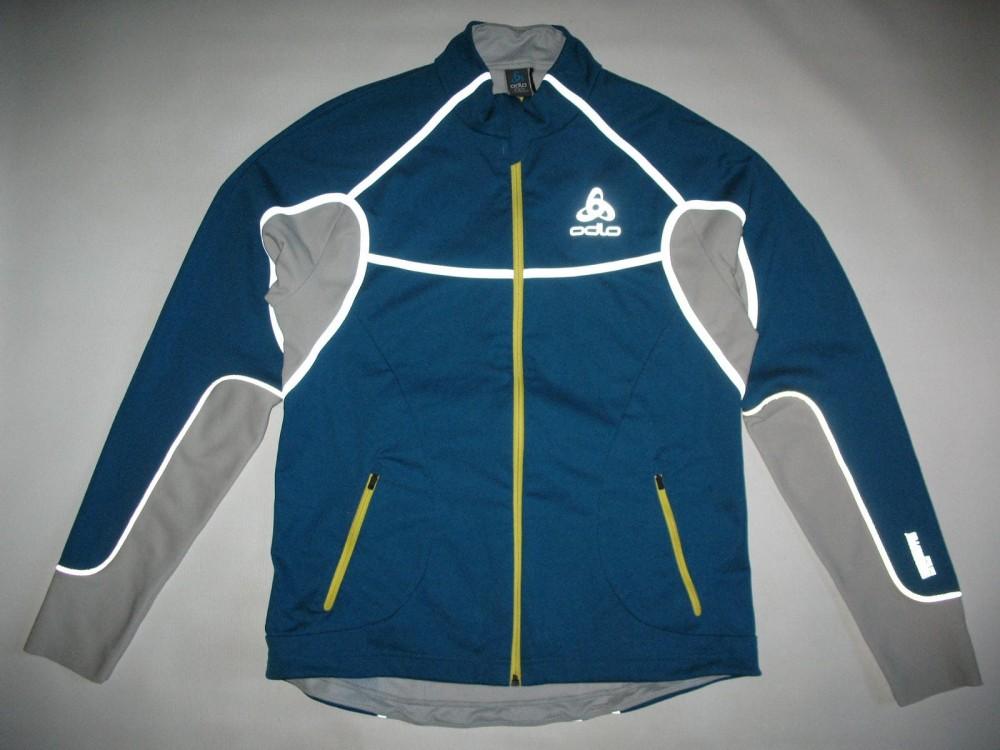 Куртка ODLO nagano windstopper jacket (размер L) - 1