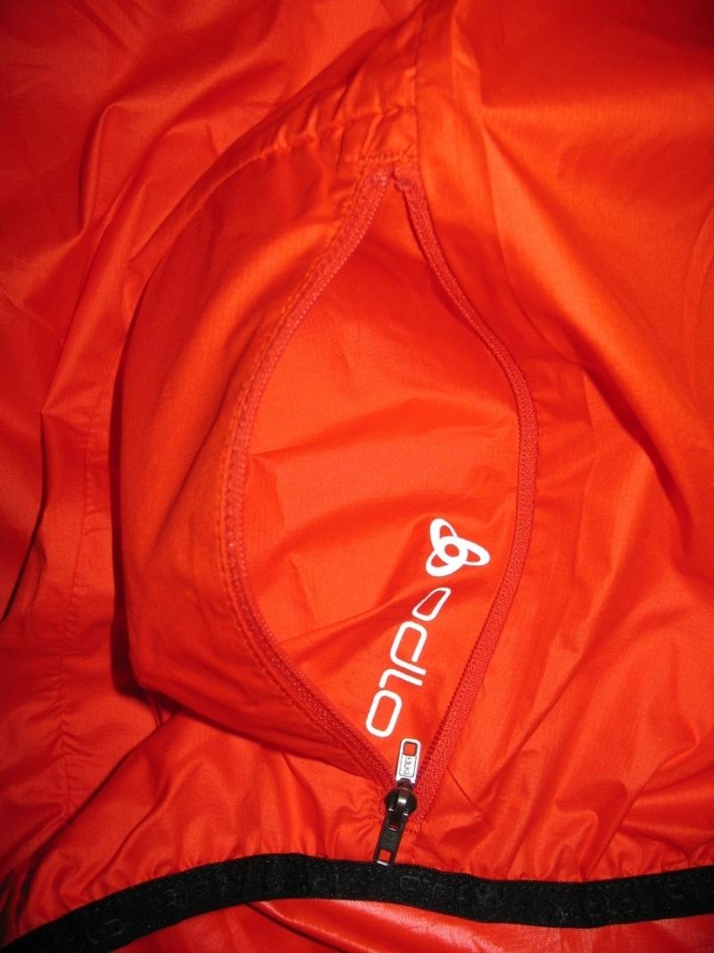 Куртка ODLO 2in1 windproof jacket (размер XXL) - 8