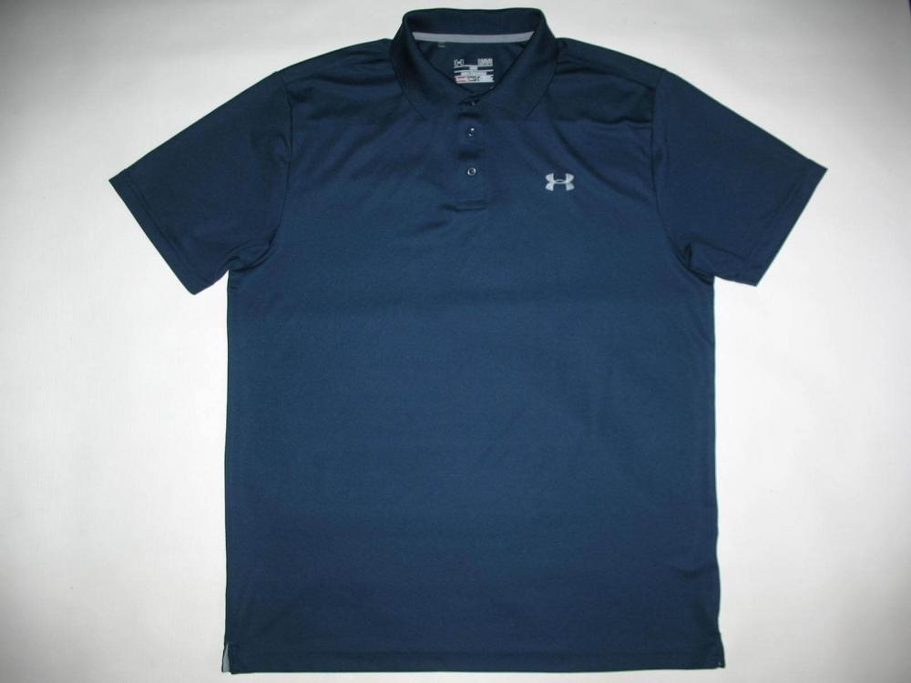 Футболка UNDER ARMOUR performance polo shirt (размер L) - 3