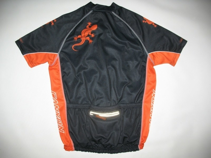 Футболка CANYON black jersey (размер L) - 1