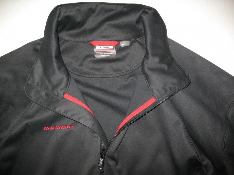 Куртка MAMMUT SOFtech jacket (размер XL) - 3