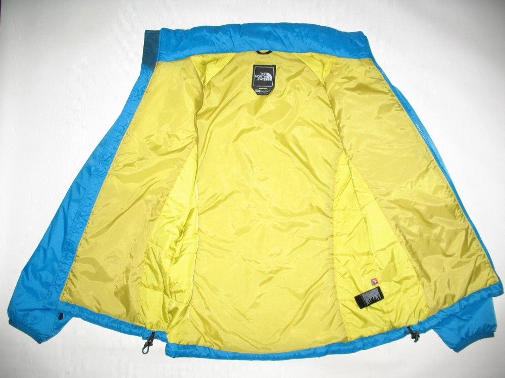 Куртка THE NORTH FACE red blaze jacket lady (размер М) - 6