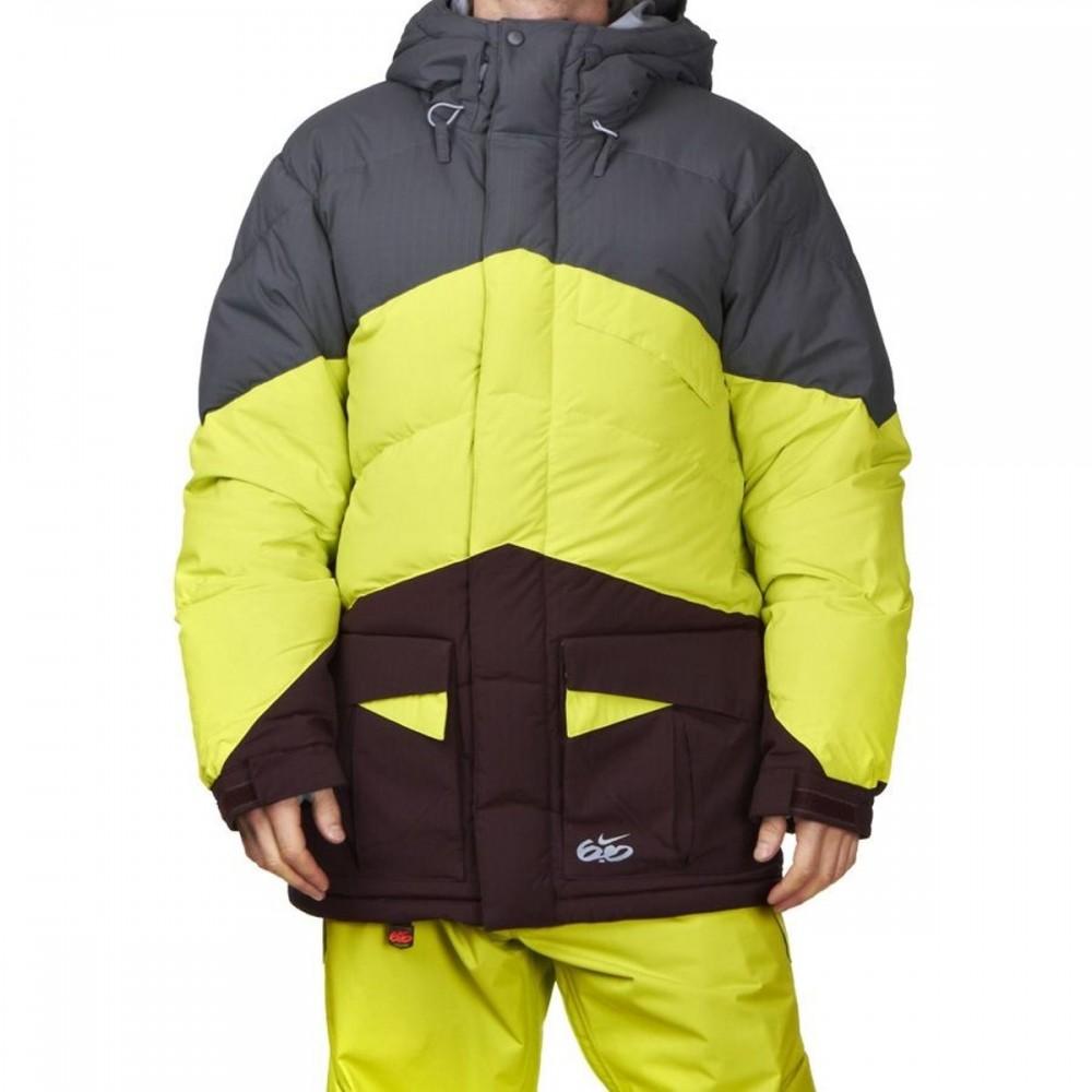 Куртка NIKE 6.0 down jacket (размер XXL/XXXL) - 2