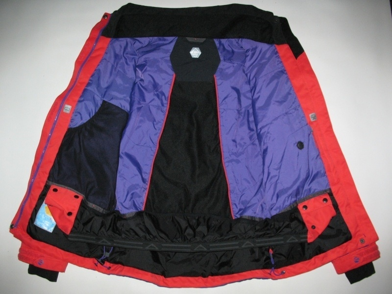 Куртка McKINLEY aquamax 5. 5 jacket lady   (размер рост 164-S/XS) - 5