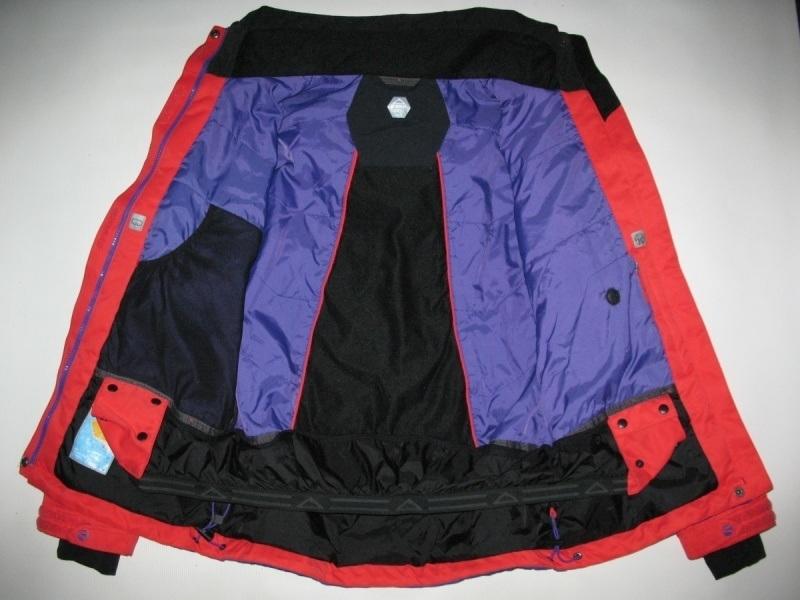 Куртка McKINLEY aquamax 5. 5 jacket lady   (размер рост 164-S/XS) - 5