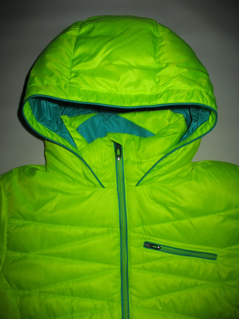 Куртка SPYDER timeless hoody down jacket lady (размер M) - 5
