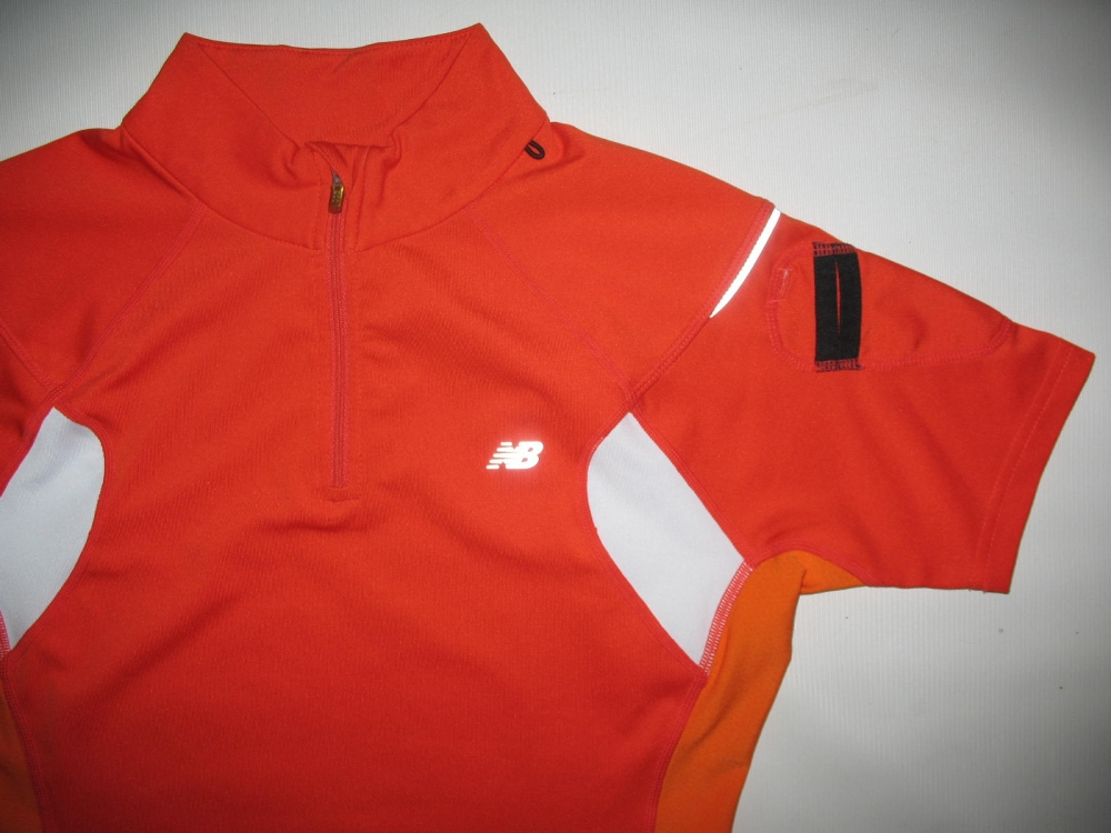Футболка NEW BALANCE lightning dry jersey lady (размер S/М) - 2