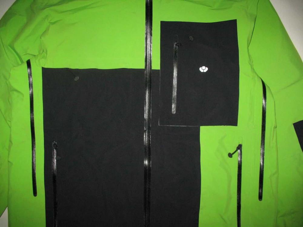 Куртка WHITEOUT by NORRONA cosmonaut hardshell jacket (размер M(реально L/XL) - 4