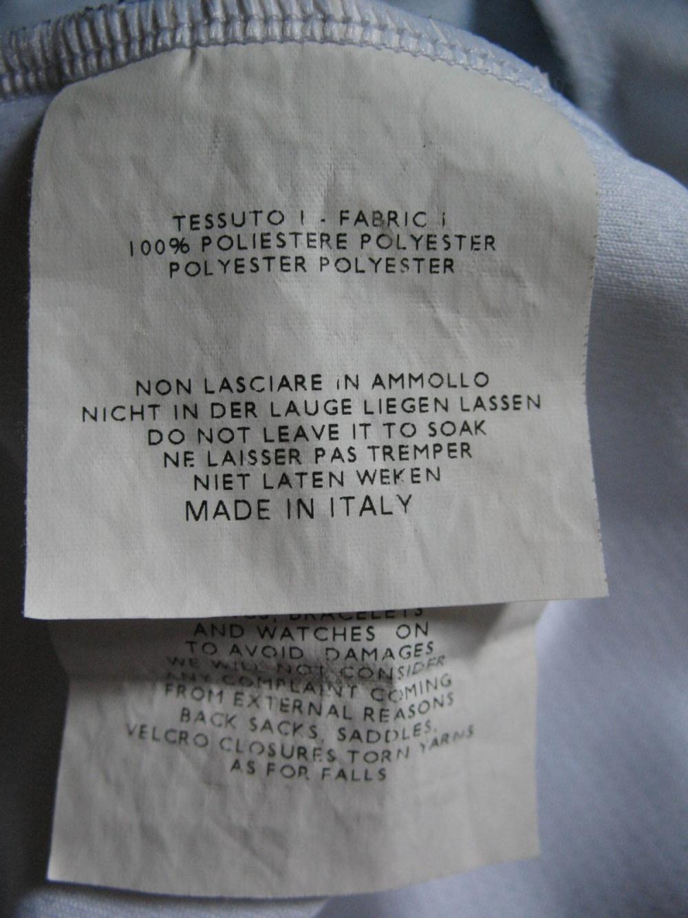 Веломайка NALINI active sleeveless jersey (размер М) - 6