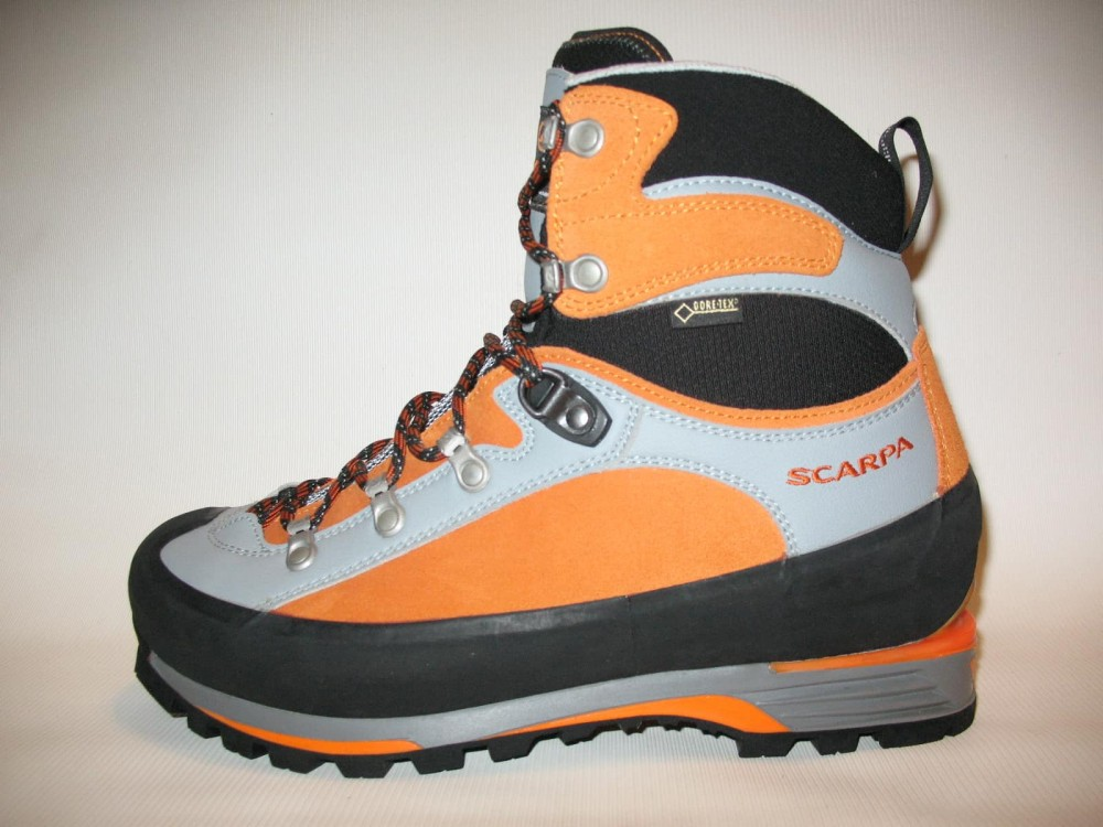 Ботинки SCARPA triolet pro GTX boots (размер UK7/US8/EU41(на стопу 255 mm)) - 1