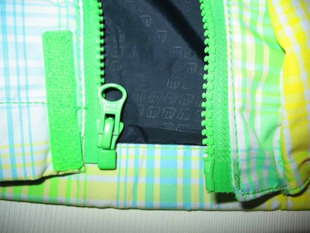 Куртка ELEVEN 10/10 snowboard jacket (размер XL) - 13