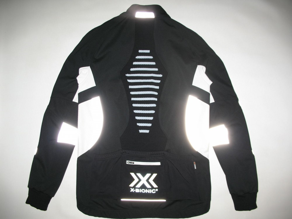 Велокуртка X-BIONIC spherewind light winter biking jacket (размер L) - 4