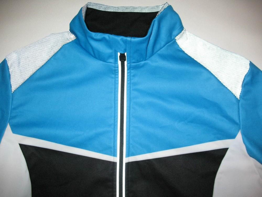 Велокуртка B'TWIN windblock 500 bike jacket (размер 52-54/L-XL) - 2