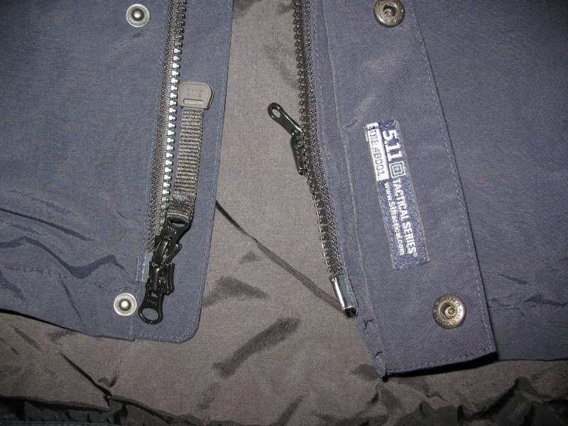 Куртка 5. 11 Tactical 3-in-1 Parka (размер L) - 7