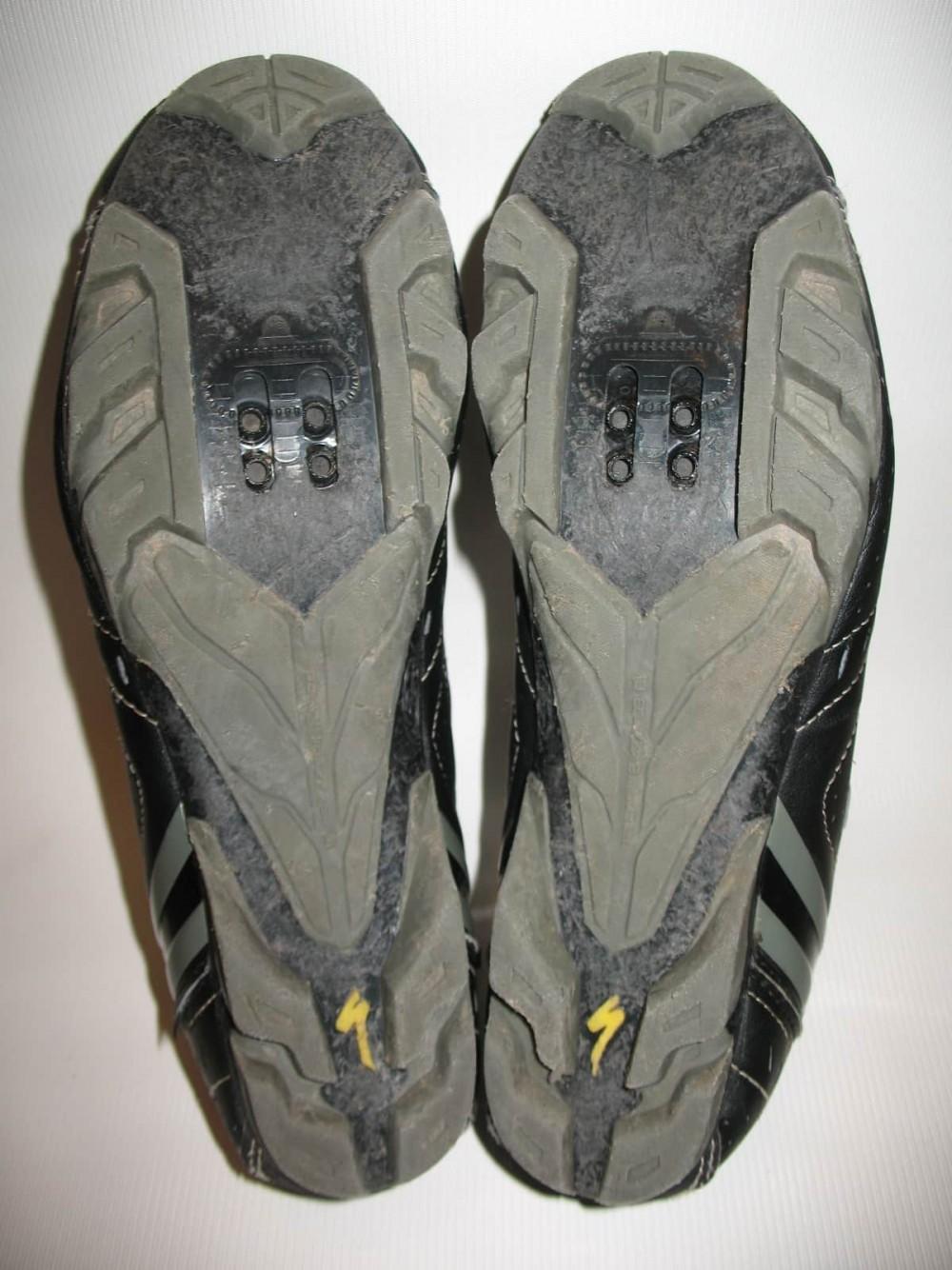 Велотуфли SPECIALIZED sport mtb 42 shoes (размер UK8/US9/EU42(на стопу 260-265 mm)) - 6
