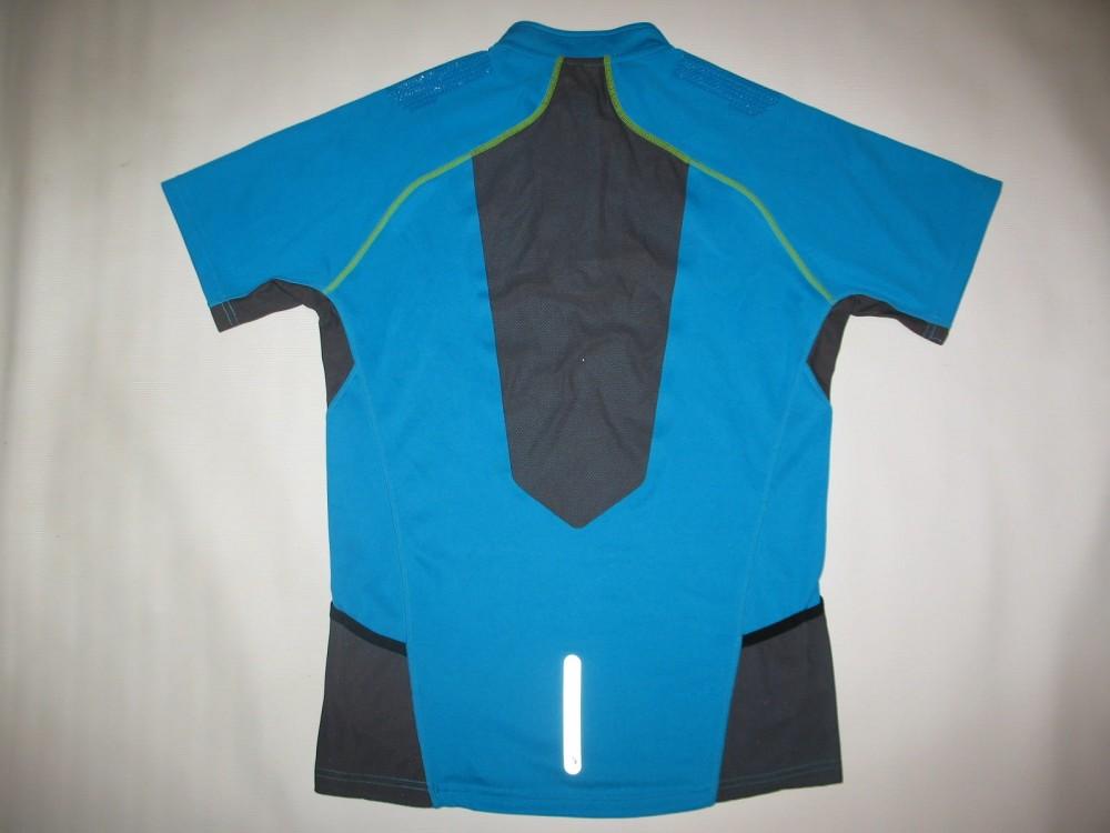 Футболка ASICS trail  jersey (размер S/M) - 2