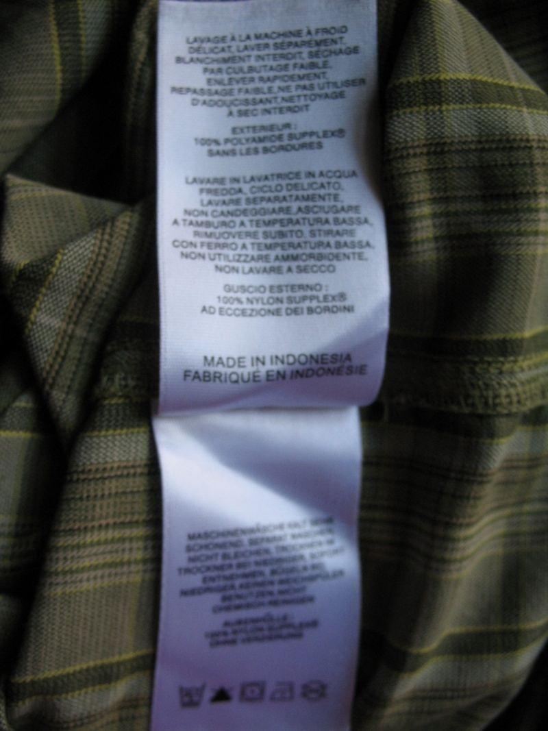 Рубашка COLUMBIA tianium shirt (размер XL) - 11
