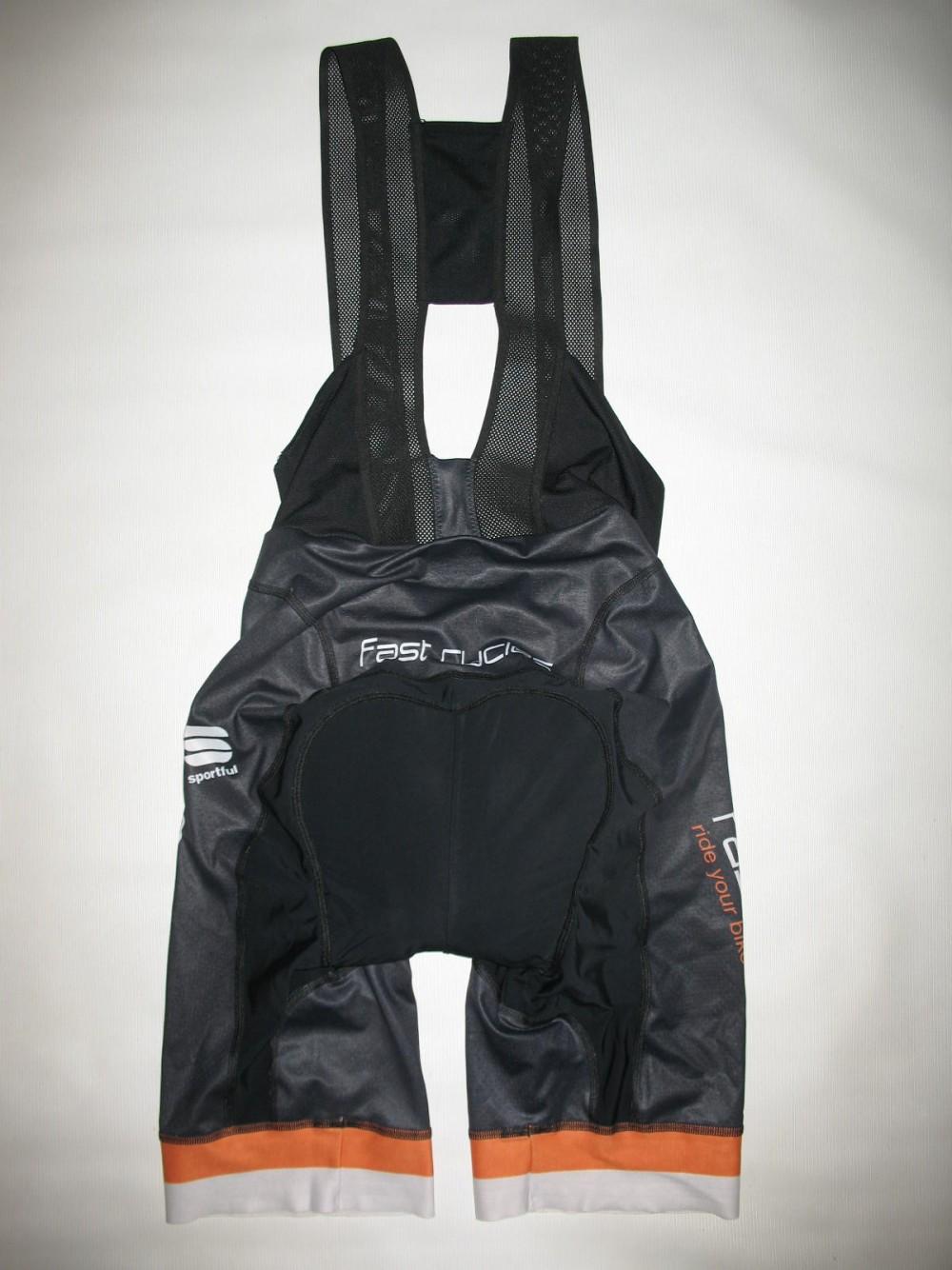 Велошорты SPORTFUL fast cycles bib shorts (размер L) - 3