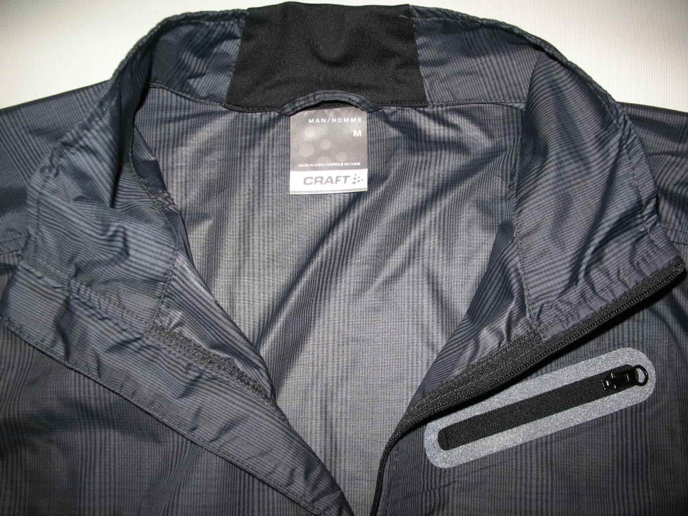 Куртка CRAFT ride wind jacket (размер M) - 5