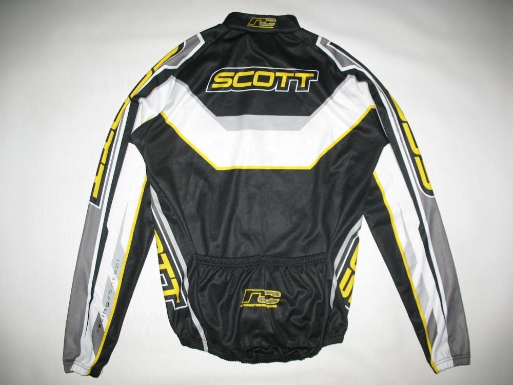 Велокофта SCOTT rc fleece jacket (размер L) - 1
