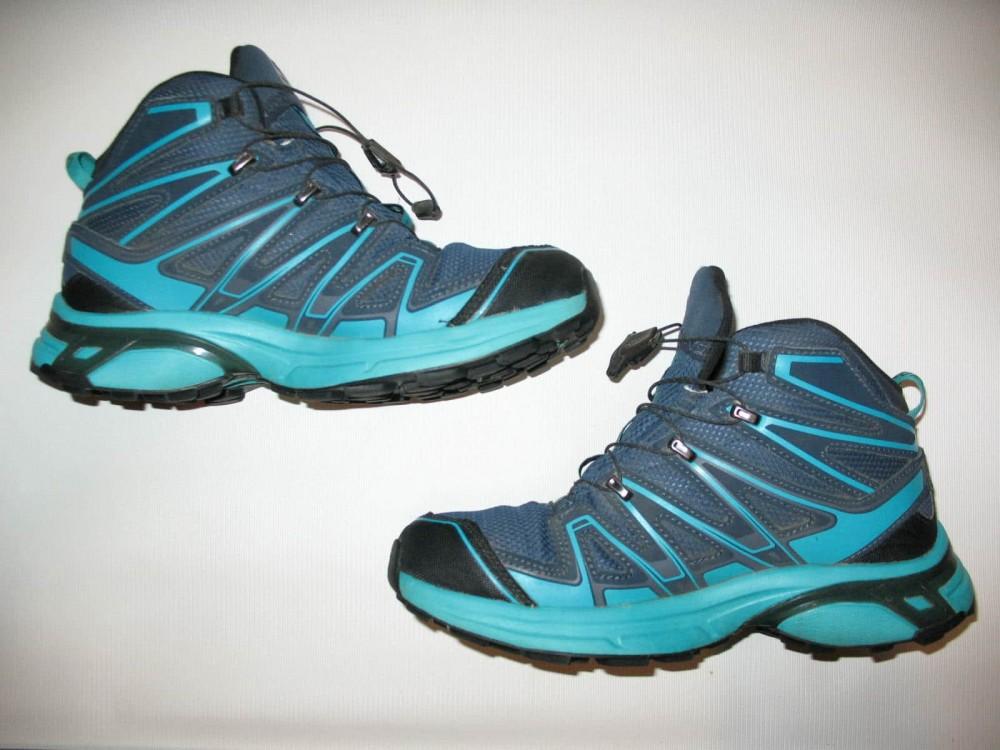Ботинки SALOMON X chase GTX mid (размер UK5/US6,5/EU38,5(на стопу  235 mm)) - 8