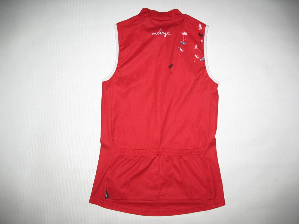 Веломайка MALOJA sleeveless cycling jersey lady (размер S) - 7