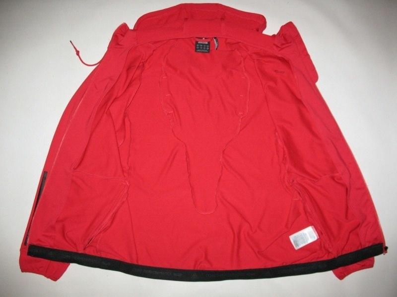 Кофта ADIDAS core performance climalite full zip hoodie  (размер S/M) - 7